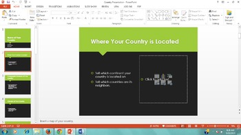 Foreign Country Culture Research Presentation