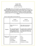 Foreign Language Grading Policy 90/10 summative formative split