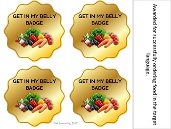 Foreign Language Learning Badges & Banners - Beginning