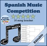 March Music Spanish Lesson