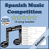 March Music Spanish Lesson