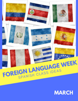 Foreign Language Week: 5 Activity Ideas from Monday to Friday