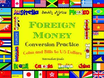 Foreign Money Conversion Practice