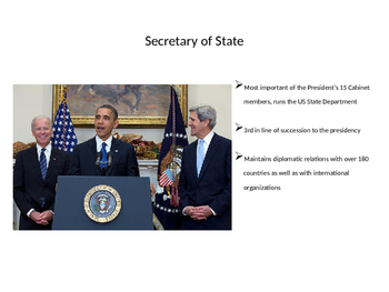 Foreign Policy PowerPoint