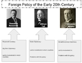 Foreign Policy of the early 20th Century - Big Stick, Doll