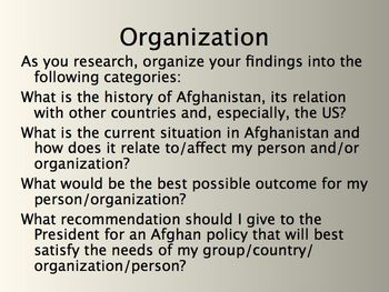 Foreign Policy/Afghanistan Roundtable