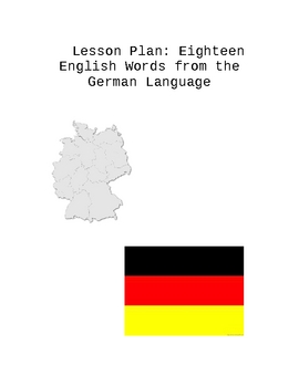 Foreign Words in English: 18 English Words from the German Language