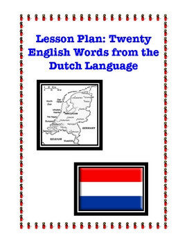 Foreign Words in English: 20 English Words From The Dutch Language