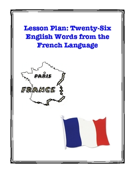 Foreign Words in English: 26 English Words from the French Language