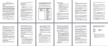 Foreign and Military Policy (AP Government) Bundle with Video