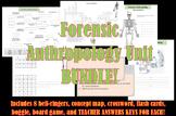 Forensic Anthropology BUNDLE!