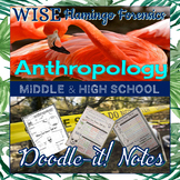 Forensic Anthropology Doodle-it! Notes