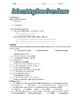 Forensic Anthropology Worksheets (3 in 1 Forensics Bundle)