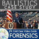 Forensic Ballistics Evidence: JFK Cold Case Video Guide
