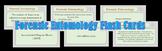 Forensic Entomology Flash Cards