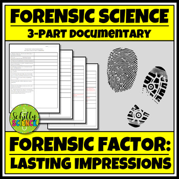 Forensic Factor: Lasting Impressions - Viewing Guide - Fingerprint Evidence