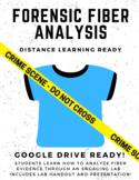 Forensic Fiber Analysis - GOOGLE VERSION