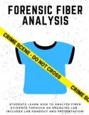Forensic Fiber Analysis - PDF VERSION