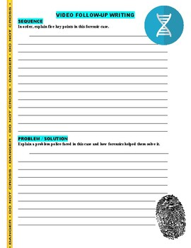 Forensic Files : A Welcome Intrusion (video worksheet)