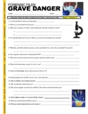 Forensic Files : Grave Danger (video worksheet)
