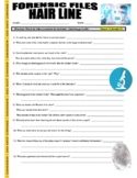 Forensic Files : Hair Line (video worksheet)