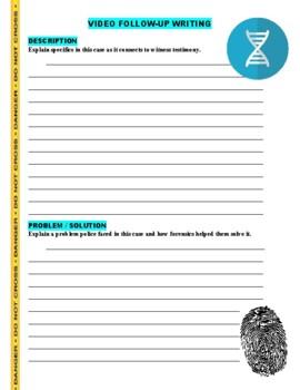 Forensic Files : Head Games (video worksheet)