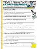 Forensic Files Historic Cases V1 - (2 Video Worksheets)