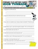 Forensic Files Historic Cases V5 - (2 Video Worksheets)