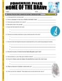 Forensic Files : Home of the Brave (Video Worksheet)