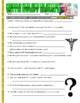 Forensic Files Medical Mysteries V2 (2 Video Worksheets)