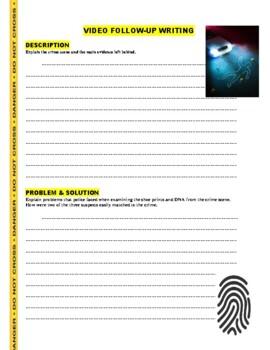 Forensic Files : No Safe Place (video worksheet)