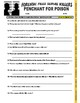 Forensic Files Serial Killers V6 - (2 video worksheets)
