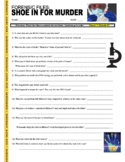 Forensic Files : Shoe In for Murder (science / psychology video worksheet)