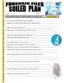 Forensic Files : Soiled Plan (video worksheet)
