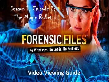 Forensic Files:  The Magic Bullet - S01E02
