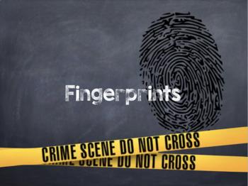 Fingerprints: Unit Plan