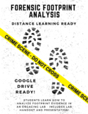 Forensic Footprint Analysis