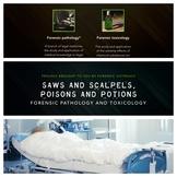 Forensic Pathology + Toxicology: Lesson Plan, Presentation