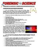 Forensic Science 101 - Crime Scene Investigator (Career Article)