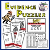 Middle School Forensics: Evidence Puzzler for CSI Agents