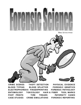 Forensic Science Crime Scene Unit