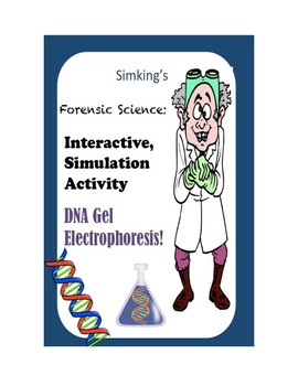 DNA Gel Electrophoresis INTERACTIVE Simulation Virtual Activity Lab