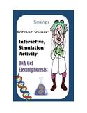 DNA Gel Electrophoresis INTERACTIVE Simulation Virtual Act