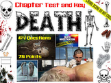 Forensic Science: Death Chapter Test