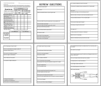 Forensic Science - Death Learning Targets and Review Questions
