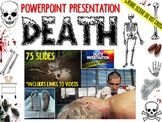 Forensic Science – Death and Forensic Anthropology PowerPoint Presentation