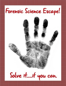 Forensic Science Escape!