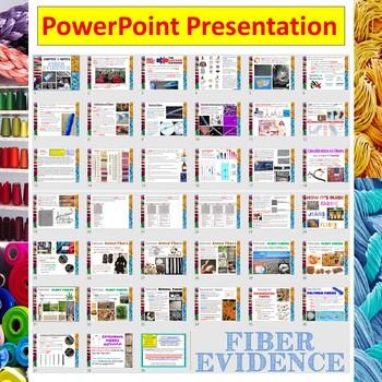 Forensic Science - Fiber Evidence PowerPoint Presentation