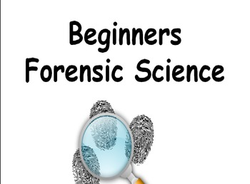 Forensic Science For Beginners