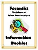 FORENSIC SCIENCE TEXT BOOKLET